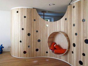 Individuelle Möbel für den Kindergarten von der Tischlerei Rieckhoff