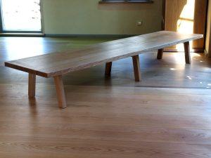 Tisch 1 aus Vollholz Möbeln der Tischlerei Rieckhoff in Bleckede