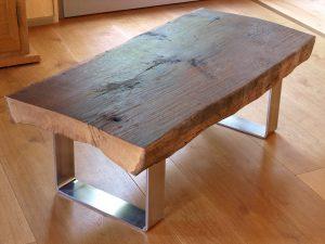Tisch 2 aus Vollholz Möbeln der Tischlerei Rieckhoff in Bleckede