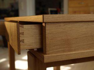 Tisch 4 aus Vollholz Möbeln der Tischlerei Rieckhoff in Bleckede